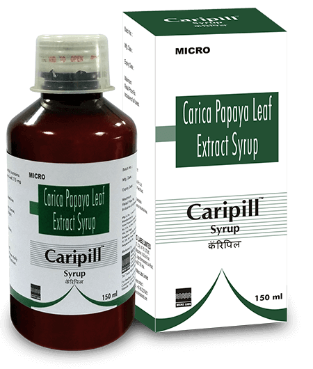 Caripill Syrup